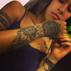 artistic tattoo #BrenoReis