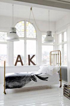 DREAM BEDROOMS - INTERIOR DESIGN IDEE ARREDAMENTO  http://www.scentofobsession.com/2014/08/dream-bedrooms/
