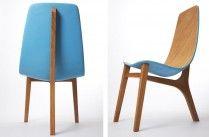 Chaise Baby Blue par Paul Venaille / Les designers lyonnais sur Now! Le Off / Next design / Yooko