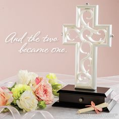 The unity cross is a beautiful symbol for your #wedding ceremony!