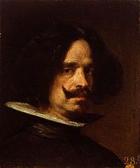 Velazquez was a Spanish artist. He was born in 1599 and died 1660 at the age of 61.