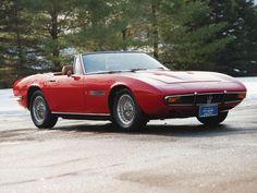 1970 Maserati Ghibli Spyder | Amelia Island 2014 | RM Sotheby's