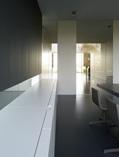 Minus office in Poperinge by Belgian architects Minus