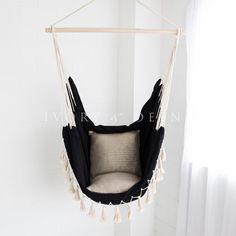 Soho Hammock Chair in Black