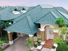 What is the right exterior colors for your roof color? If you are planning to paint the house. Let's see our idea for the right exterior color for your roof