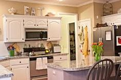 Nice And Compatible Above Cabinets Decorating Ideas Kitchen