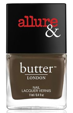 Allure for butter London nail lacquer collection now available, 6 shades