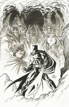 BATMAN UNWRAPPED BY ANDY KUBERT DELUXE EDITION HC at Comic Art Community