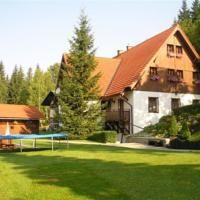Pension U Háčků Beste Hotels, Cabin, House Styles, Home Decor, Decoration Home, Room Decor, Cabins, Cottage, Interior Design