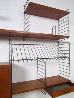 String wall system