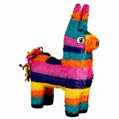 Sarahs wedding:Burro Pinata - fiesta party
