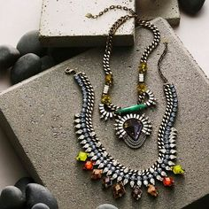 Cobblestone and gems