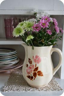 Arabian maitokannu China Painting, Marimekko, Decoration, Vintage Decor, Finland, Stuff To Do, Nostalgia, Old Things, Ceramics
