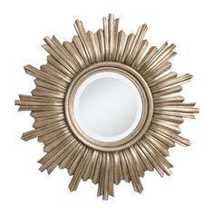 Glamour Starburst Mirror - Ethan Allen US