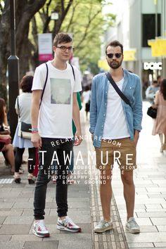 戯 -TAWAMURe- #32 #streetsnap #fashionblogger