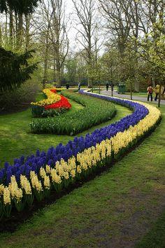 Keukenhof Gardens, The Netherlands. Photo: KarlGercens.com, via Flickr