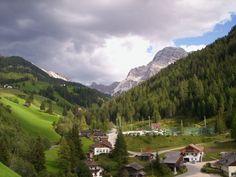 Val Badia: Corvara e dintorni.....