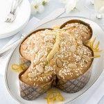 Colomba casalinga Easter Recipes, Holiday Recipes, Easter Ideas, Italian Pastries, Italian Cake, Cute Desserts, Sweets Cake, Easter Dinner, Italian Recipes