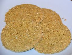 Traditional Scottish Oatcakes are a healthy alternative to commercial crackers and so easy to make.  Oats, a little butter, a pinch of salt and hot water are all you need.  pennysrecipes.com