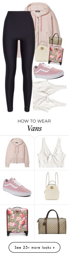 """""""Untitled #363"""" by streetstyle21 on Polyvore featuring adidas, Vans and Gucci"""