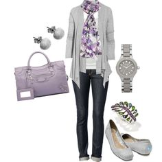 Purple, created by ashleyhenderson on Polyvore