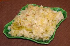 Pressure Cooker Cabbage