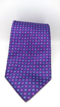 16f8ad7a7fd4 Thomas Pink Jermyn Street London Men's 100% silk neck tie purple blue L56  W3 | Clothing, Shoes & Accessories, Men's Accessories, Ties | eBay!