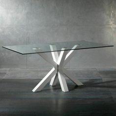 46 Meilleures Images Du Tableau Idees Tables Verreacier Glass