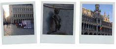 24h à Bruxelles Louvre, Polaroid Film, Brussels, Love