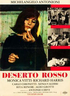 Il deserto rosso, Michelangelo Antonioni, 1964