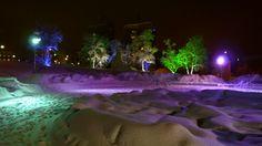 Luci di strada - Street lights (Aldo Antonicelli, Kiruna)
