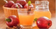 """Nós já sabemos que o vinagre de maçã é um verdadeiro aliado para quem deseja emagrecer – além de ser excelente para a saúde. Por ser um poderoso alcalizante do sangue, o vinagre de maçã """"derrete"""" todo tipo de gordura, normaliza a pressão arterial e acaba com vermes."""