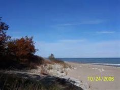 Illinois Beach State Park in United States