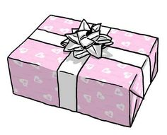 Pink Paws gift wrap  Available for a limited time at  http://www.spoonflower.com/giftwrap/975572?concept_id=10352