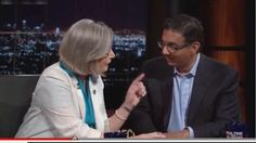 "In this classic clip from Real Time with Bill Maher, Tea Party ""darling"" and Obama conspiracy theorist Dinesh D'Souza was taught a brilliant, eye-opening lesson by Sister Simone after he dared to c..."