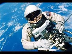 'Suit Up', A NASA Documentary Narrated by Jon Cryer About 50 Years of Spacewalks