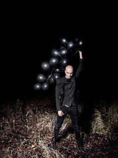 Album Art Works and Promo Pictures for Herra Ylppö & Ihmiset // Photographer: Aki-Pekka Sinikoski Helsinki, Finland, Pisces, Goth, Winter Jackets, Album, Pictures, Style, Fashion