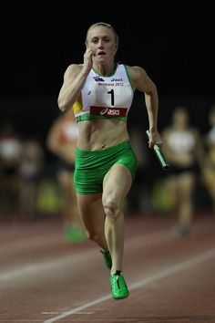 Sally Pearson, Australian hurdler