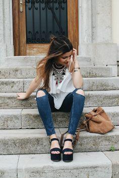 Blog de Moda | LITTLE BLACK COCONUT | Bloguera de moda en León: Bohemian touch