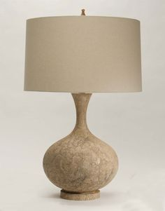 Pinatubo Table Lamp Western  Lamps