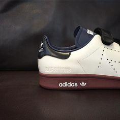 adidas X Raf Simons  In store and online: http://ift.tt/1v5b0sl #adidas #rafsimons #rafsimonsxadidas #stansmith #premium #trainer #sneakers #sneakerhead #igsneakercommunity #AW16 #philipbrownemenswear