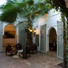 Cheap City Hotels in Europe - Riad TM Nights, Marrakech