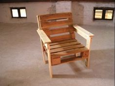 Diy Sessel selber bauen. Diy sessel bauen. Sessel - stuhl aus europaletten. ▼ Beliebt iDeen ▼ ✔ Beliebt Bauen iDeen ⇒ https://www.youtube.com/watch?v=GRt95xm...