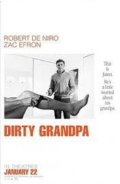 Dirty Grandpa is the new comedy which stars Robert De Niro as Zac Efron's wild granddad. The movie, which is out in cinemas now, sees the characters head to Florida for a crazy spring break.