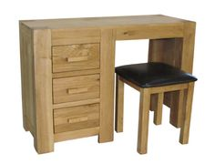 Morocco Dressing Table And Stool - £318