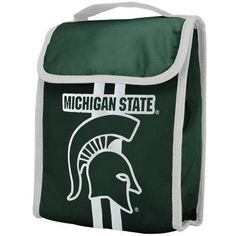 NCAA Michigan State Spartans Velcro Lunch Bag by Forever Collectibles. $4.28. Michigan State Spartans Velcro Lunch Bag