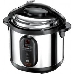 Tefal Minut Cook Electric Pressure Cooker - On Sale Now! T Fal Pressure Cooker, Best Electric Pressure Cooker, Instant Pot Pressure Cooker, Pressure Cooker Recipes, Pressure Cooking, Slow Cooker, Kitchen Appliance Reviews, Kitchen Appliance Packages, Cooking Appliances