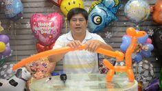 07  008造型氣球教學-長頸鹿