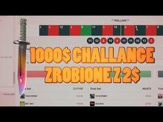 1000$ Z 2$ CSGODOUBLE CHALLANGE #1