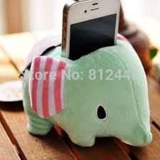 Image result for Kawaii phone holder toys iphone 4